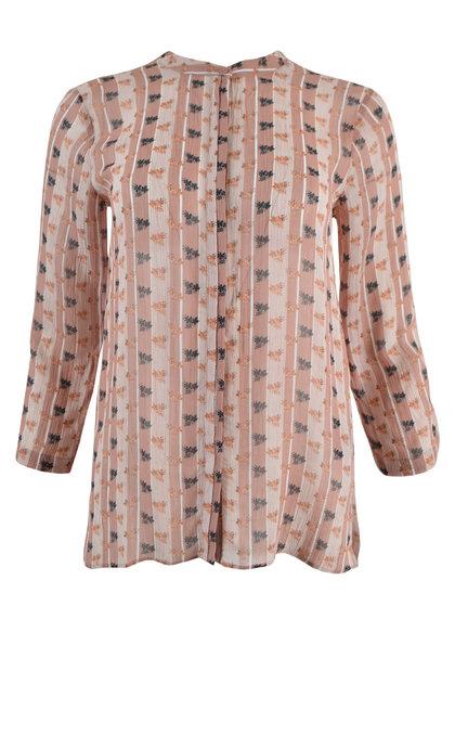 Second Female Desire Shirt Blouse Burlwood