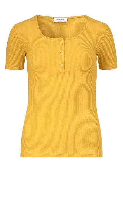 Modstrom Orson T-Shirt Golden Spice