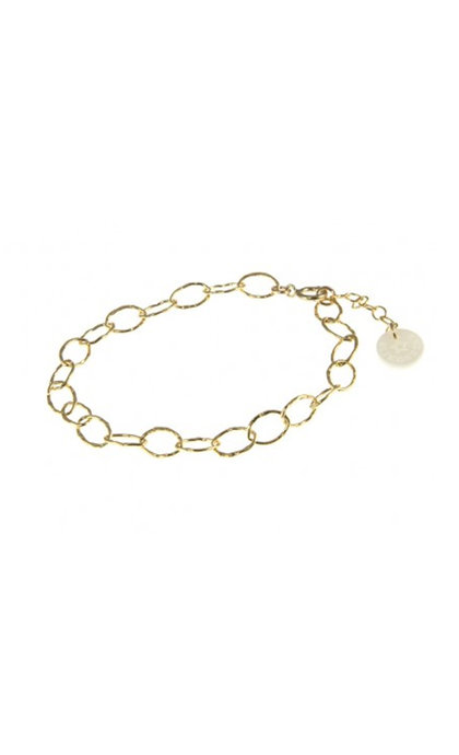 Blinckstar GF Hammered Chain Small Links