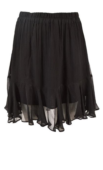 Second Female Tul MW Skirt Black
