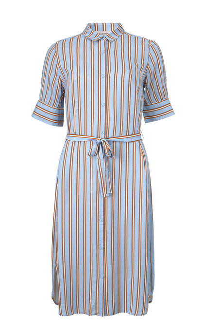 Modstrom Ricky Dress Serenity Stripes