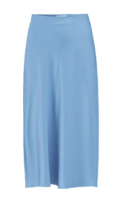 Modstrom Rylee Skirt Blue Habor
