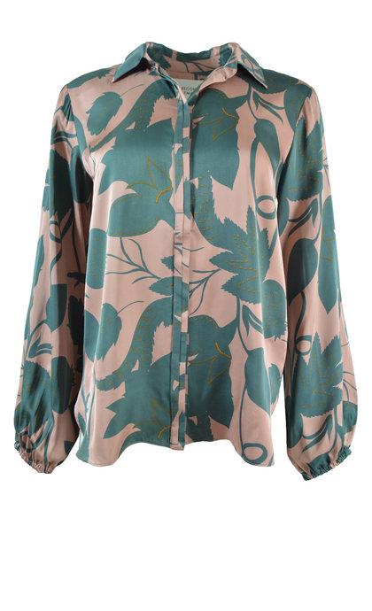 Second Female Fraser Shirt North Atlantic