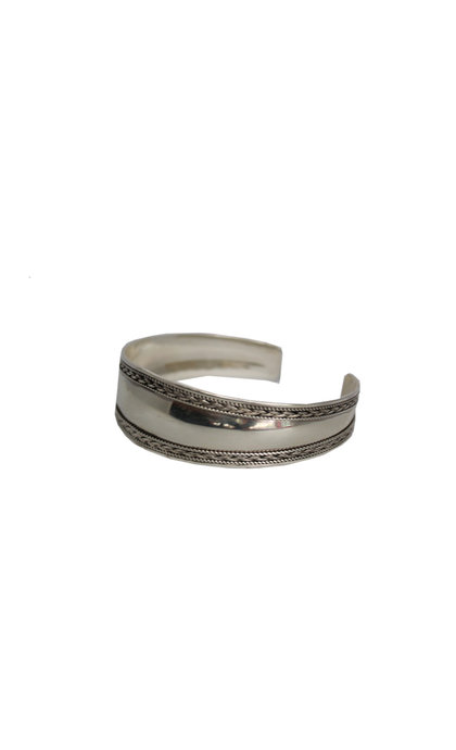 Moost Wanted Ayla Silver Bracelet