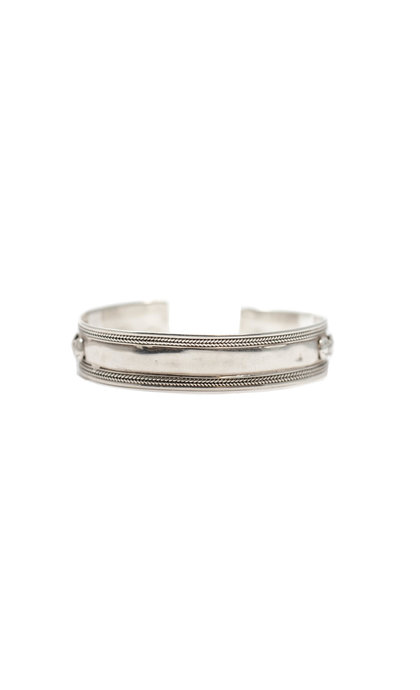 Moost Wanted Faye Silver Bracelet
