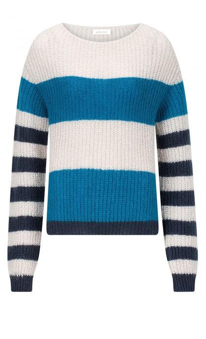 Alchemist Erinn Sweater Teal Blue