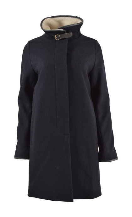 Sessun Nina Coat Navy