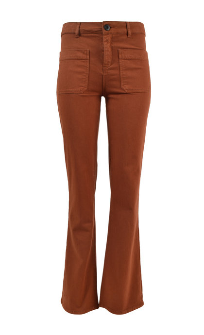 Leon and Harper Perfect Brown Other Trousers
