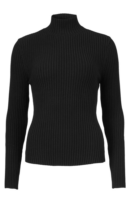 Modstrom Saul T-Neck Black