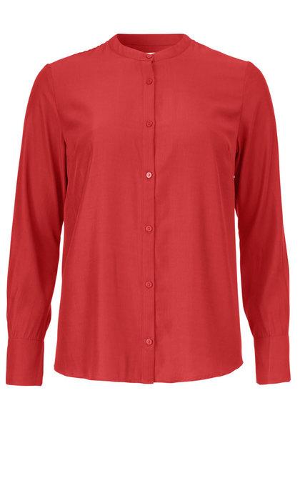 Modstrom Samie Shirt Racing Red