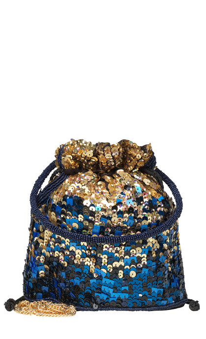 Becksondergaard Glitz Tora Bag Classic Blue