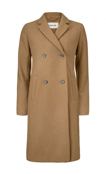 Modstrom Odelia Coat Brown Sugar