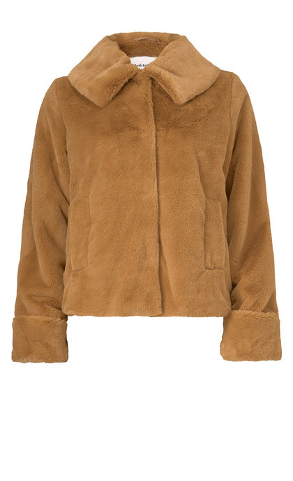 Modstrom Poppie Jacket Brown Sugar