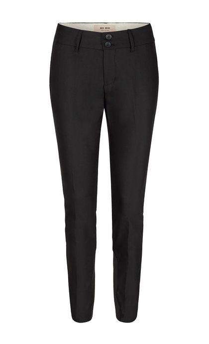 Mos Mosh Blake Night Pant Sustainable Black