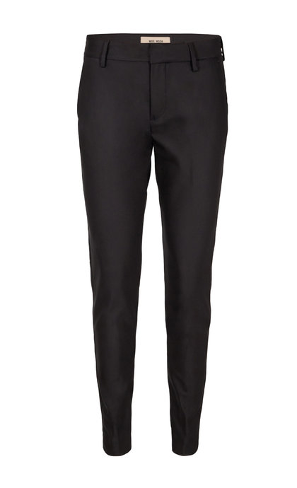 Mos Mosh Abbey Night Pant Sustainable Black