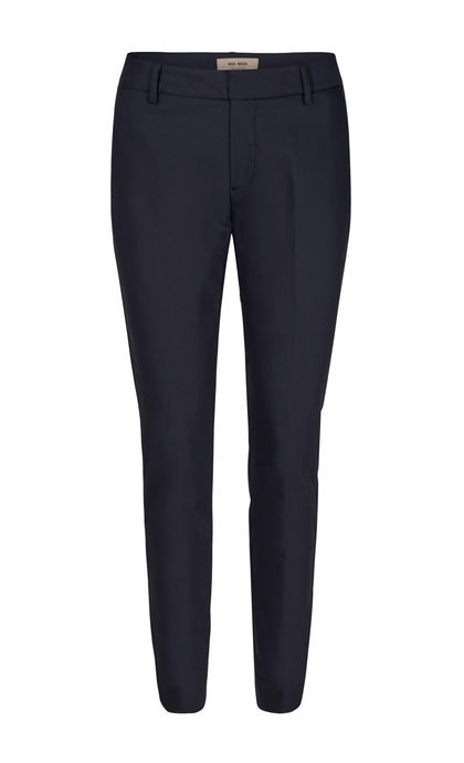 Mos Mosh Abbey Night Pant Sustainable Navy