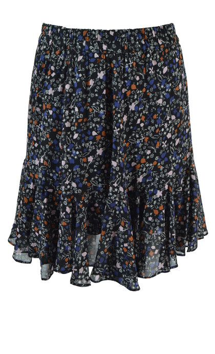 Second Female Gently Skirt Black