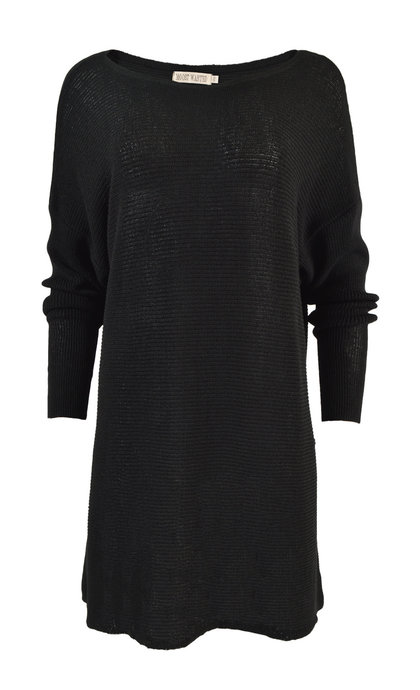 Moost Wanted Nola Knitted Dress Black