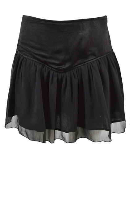 Moost Wanted Willow Skirt Black