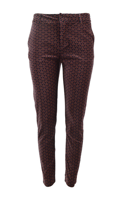 MKT Studio Polony Pants Cherry