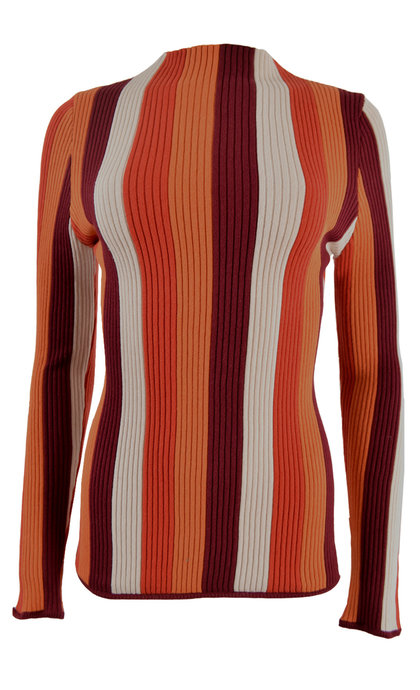 Another Label Victoires Knitted Pull Multi Colour