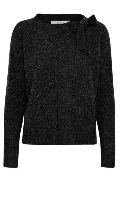 Gestuz Nela Pullover Black