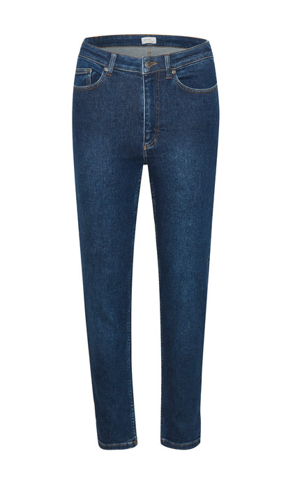 Gestuz Astrid Mom Jeans Denim Blue