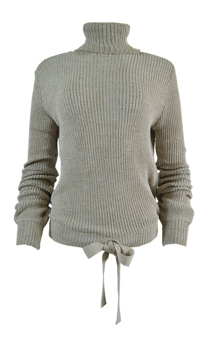 Moost Wanted Brin Knitted Sweater Tender Taupe