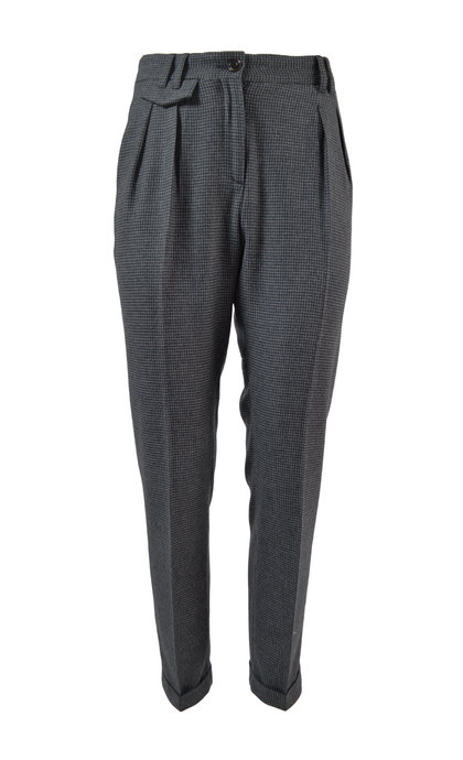Sessun Manswool Greyblue Pants