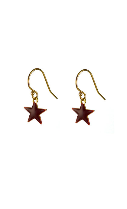 Blinckstar GF Hook Burgundy Star