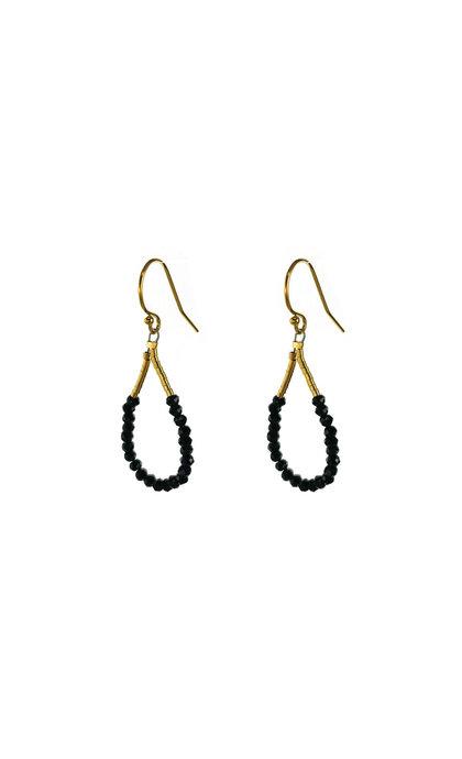 Blinckstar GF hook Faceted Spinel Rondells Mini GF Beads