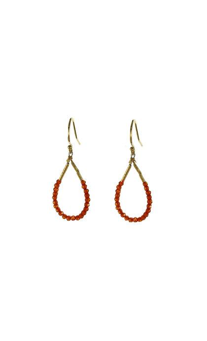 Blinckstar GF Hook Orange Zirkoon GF Mini Beads