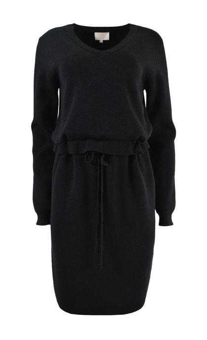 Minus Ibiz Knit Dress Black