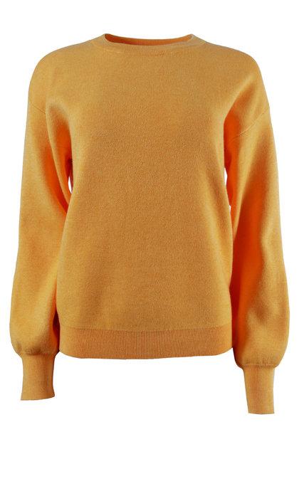 Minus Lupi Knit Pullover Golden Bell