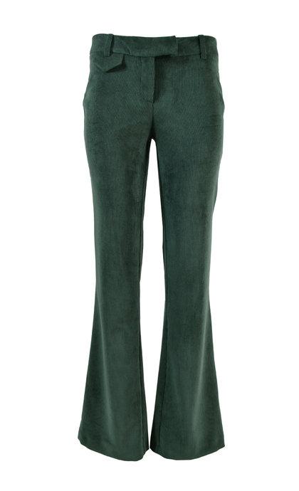 Wearable Stories Olivia Galt Dark Trousers