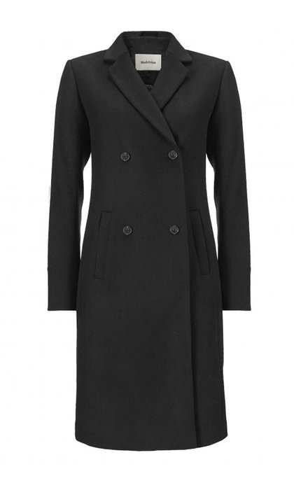 Modstrom Odelia Coat Black