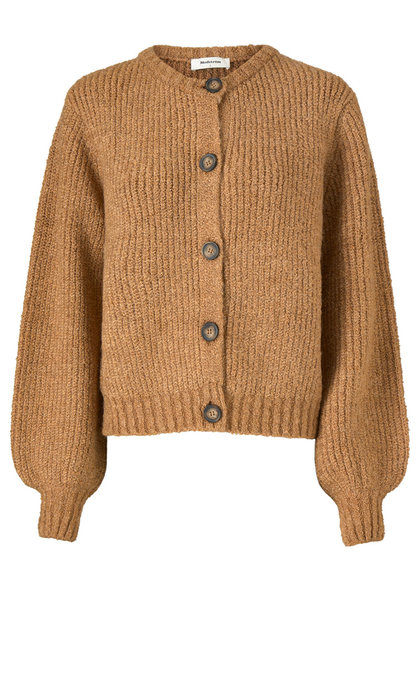 Modstrom Volt Cardigan Brown Sugar