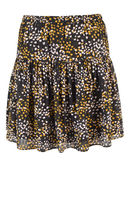 Second Female Peach Skirt Black