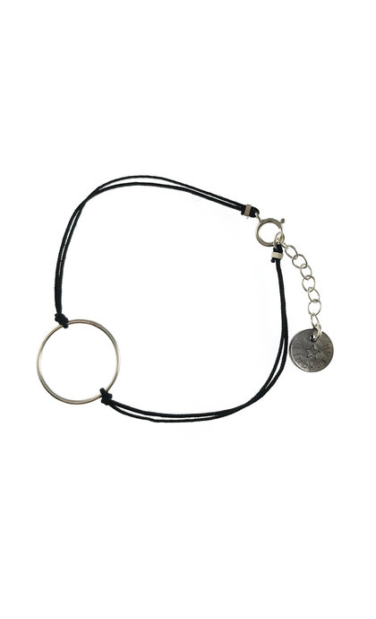 Blinckstar Circle Black Cord