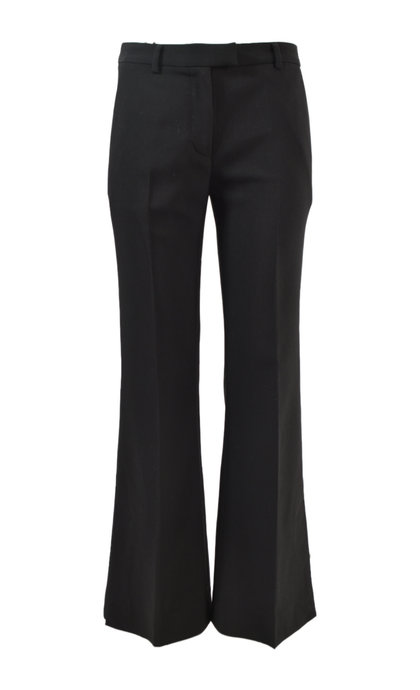 Second Female Honny HW Trousers Black