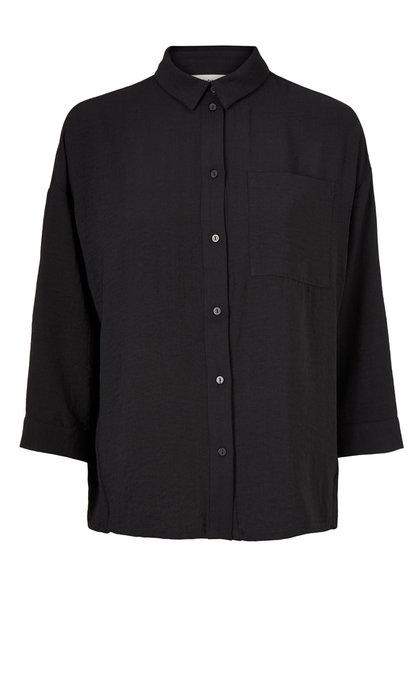 Modstrom Alexis Shirt Black