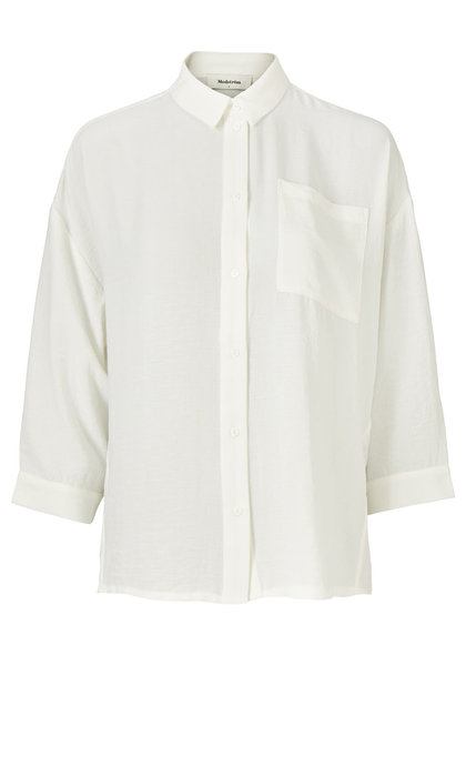 Modstrom Alexis Shirt Off White