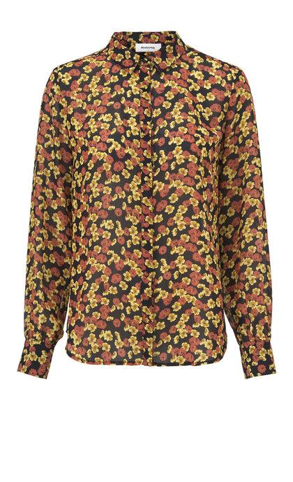 Modstrom Annabelle Print Shirt Flower Mix
