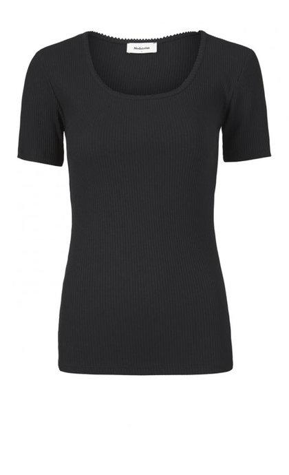 Modstrom Aron T-shirt Black