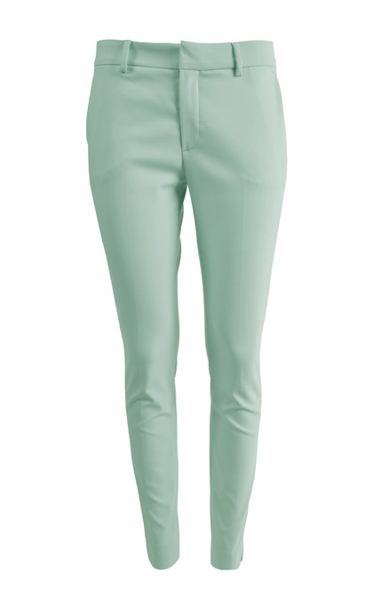 Mos Mosh Abbey Night Pant Sustainable Mint Haze