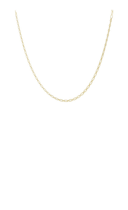 Wildthings Collectables Figaro Choker Goldplated (36cm)