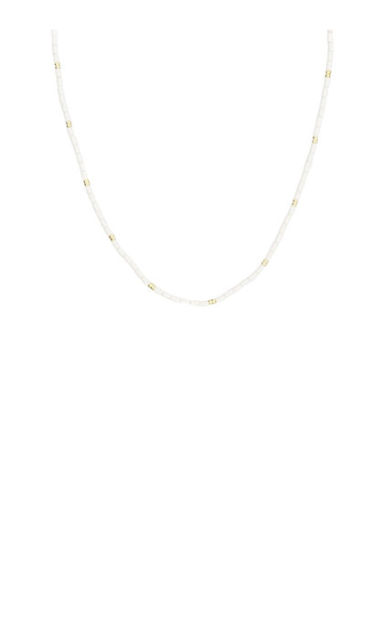 Wildthings Collectables Ivory Necklace Goldplated