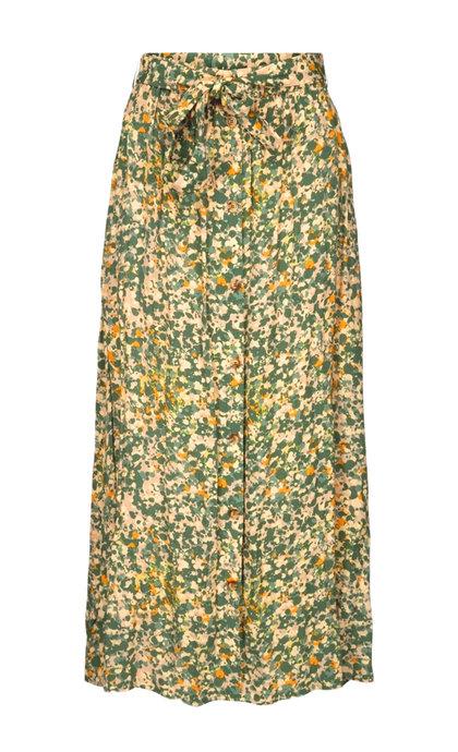 Minus Monja Skirt Camouflage Print