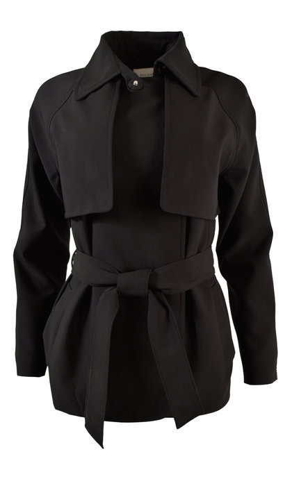 Second Female Silvia Jacket Black