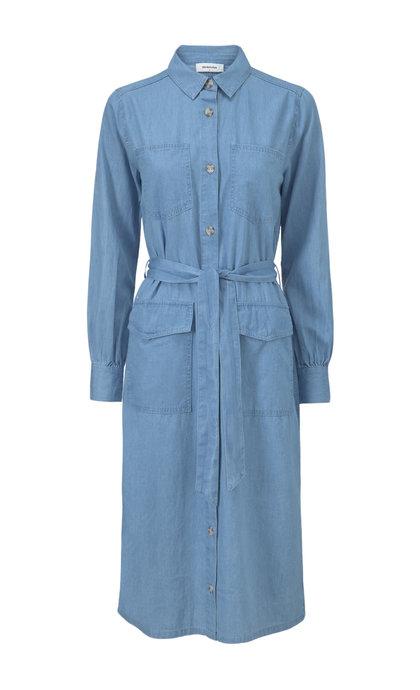 Modstrom Barrett Dress Vintage Blue